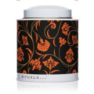Rituals Authentic Tea Tin (empty) Earl's Secret (Case of 6)